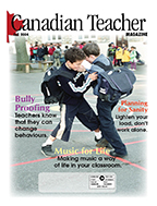 Canadian Teacher Magazine Fall 2004