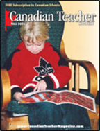 Canadian Teacher Magazine Fall 2006