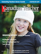Canadian Teacher Magazine Fall 2008