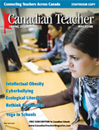 Canadian Teacher Magazine Spring 2008