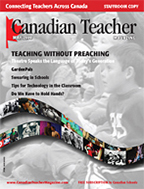 Canadian Teacher Magazine May/June 2009