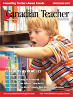 Canadian Teacher Magazine Mar/Apr 2010