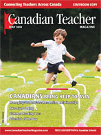 Canadian Teacher Magazine May/June 2010