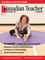 Canadian Teacher Magazine Mar/Apr 2011
