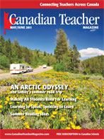 Canadian Teacher Magazine May/June 2011