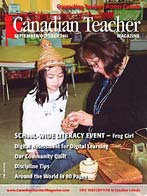Canadian Teacher Magazine Sept/Oct 2011