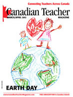 Canadian Teacher Magazine Mar/Apr 2012