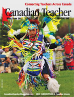 Canadian Teacher Magazine May/June 2013