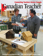 Canadian Teacher Magazine Nov/Dec 2013