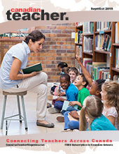 Canadian Teacher Magazine Sept/Oct 2016